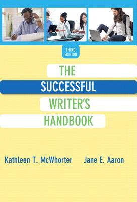 The Successful Writer's Handbook - McWhorter, Kathleen T, and Aaron, Jane E