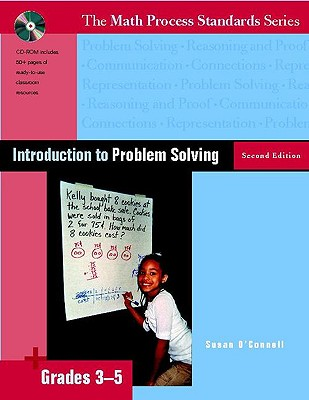 Introduction to Problem Solving, Second Edition, Grades 3-5 - O'Connell, Susan