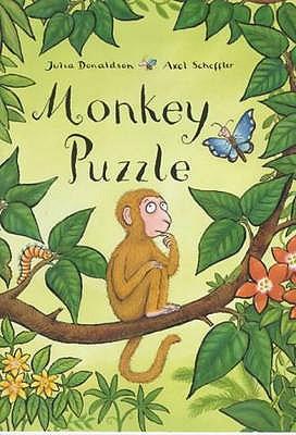 Monkey Puzzle - Donaldson, Julia