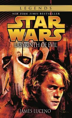 Star Wars Labyrinth of Evil - Luceno, James