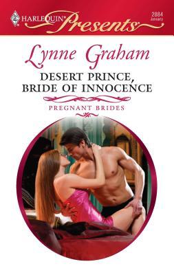 Desert Prince, Bride of Innocence - Graham, Lynne
