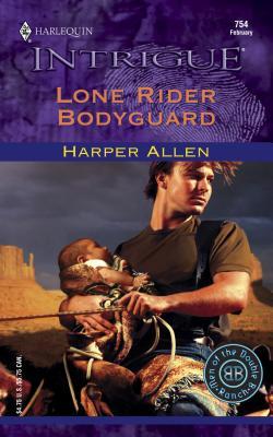 Lone Rider Bodyguard - Allen, Harper