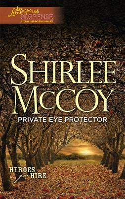 Private Eye Protector - McCoy, Shirlee