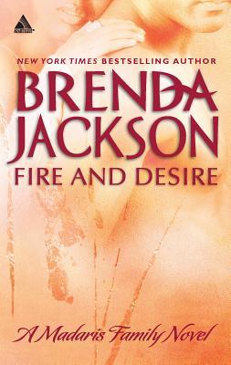 Fire and Desire - Jackson, Brenda