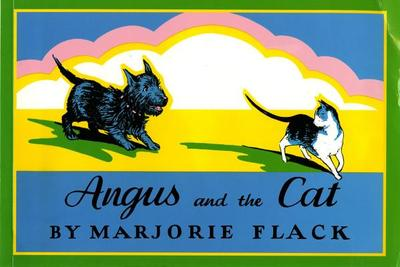 Angus and the Cat -