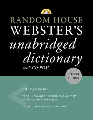 Random House Webster's Unabridged Dictionary - Random House (Creator)