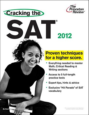 Cracking the SAT 2012 - Princeton Review