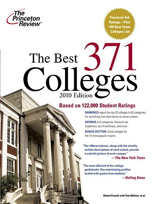 The Best 371 Colleges - Princeton Review