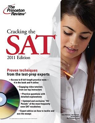 The Princeton Review Cracking the SAT - Robinson, Adam, and Katzman, John