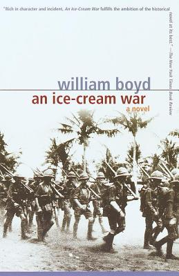 An Ice-Cream War - Boyd, William