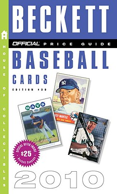The Official Price Guide to Baseball Cards - Beckett, James, Dr., III