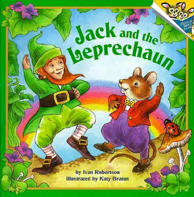Jack and the Leprechaun - Robertson, Ivan