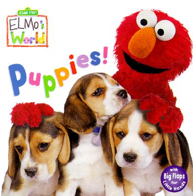 Puppies! (Sesame Street) - Barrett, John E (Photographer)