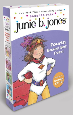 Junie B. Jones's Fourth Boxed Set Ever! - Park, Barbara