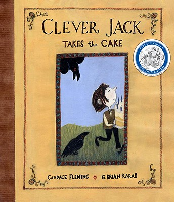 Clever Jack Takes the Cake - Fleming, Candace