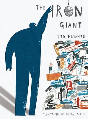 The Iron Giant - Hughes, Ted
