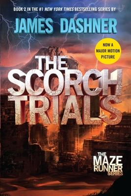 The Scorch Trials - Dashner, James