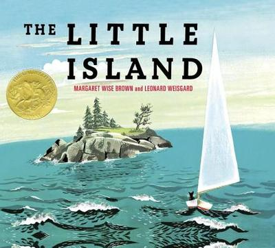 The Little Island - Brown, Margaret Wise, and MacDonald, Golden