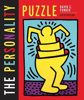 The Personality Puzzle - Funder, David C