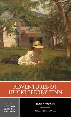 Adventures of Huckleberry Finn - Twain, Mark, and Cooley, Thomas (Editor)