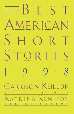 The Best American Short Stories - Keillor, Garrison (Introduction by), and Kenison, Katrina (Foreword by)