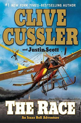 The Race - Cussler, Clive, and Scott, Justin