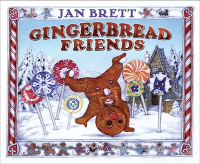 Gingerbread Friends - Brett, Jan