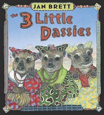 The 3 Little Dassies -