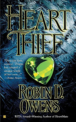 Heart Thief - Owens, Robin D