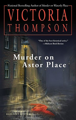 Murder on Astor Place - Thompson, Victoria
