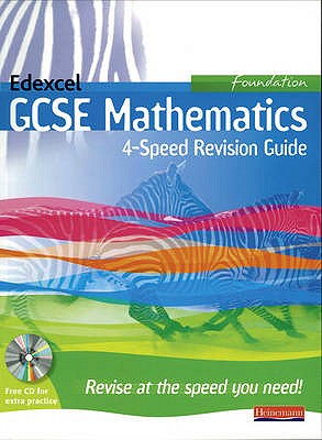 4 Speed Revision for Edexcel GCSE Maths Linear Foundation - Pledger, Keith