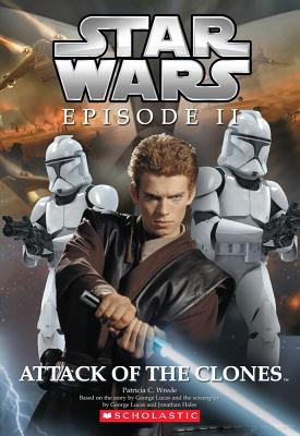 Star Wars Episode II: Attack of the Clones: Novelization - Wrede, Patricia C