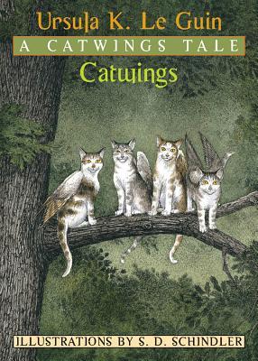 Catwings - Le Guin, Ursula K