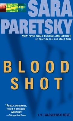 Blood Shot - Paretsky, Sara