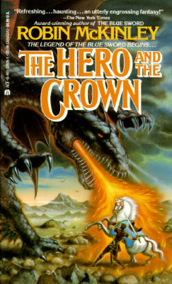 The Hero and the Crown - McKinley, Robin