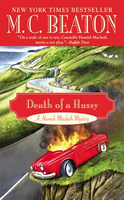 Death of a Hussy - Beaton, M C