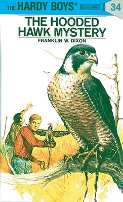 The Hooded Hawk Mystery - Dixon, Franklin W