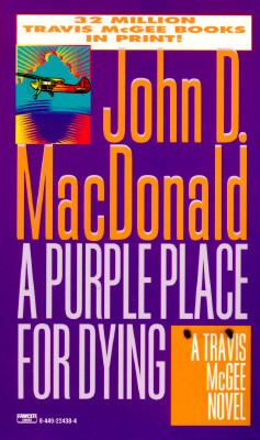 Purple Place for Dying - MacDonald, John