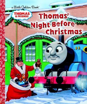 Thomas' Night Before Christmas - Hooke, R Schuyler