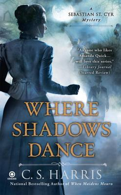 Where Shadows Dance - Harris, C S