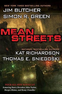 Mean Streets - Butcher, Jim, and Richardson, Kat, and Green, Simon R