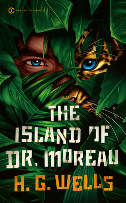 The Island of Dr. Moreau - Wells, H G, and Flynn, John L, Dr. (Afterword by), and Farahany, Nita A, Dr. (Introduction by)