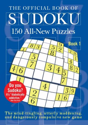 The Official Book of Sudoku: Book 1 - Plume Books (Creator)