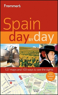 Frommer's Spain Day by Day - Harris, Patricia, and Lyon, David, and Schlecht, Neil Edward