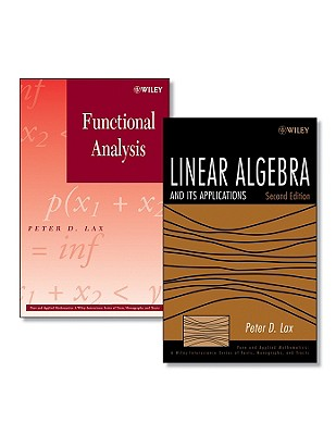 Functional Analysis - Lax, Peter D