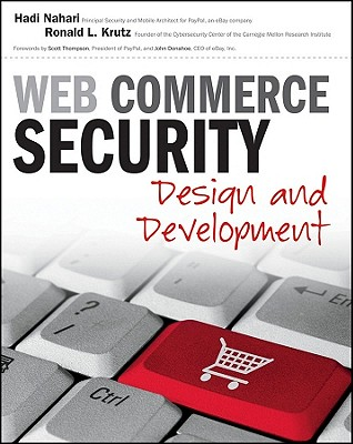 Web Commerce Security: Design and Development - Nahari, Hadi, and Krutz, Ronald L.