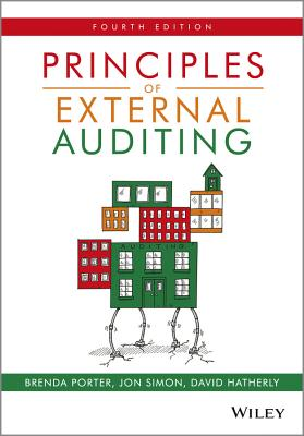 Principles of External Auditing - Porter, Brenda, and Simon, Jon, and Hatherly, David