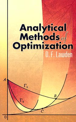 Analytical Methods of Optimization - Lawden, D F