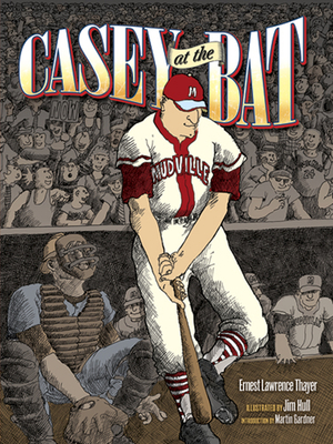 Casey at the Bat - Thayer, Ernest Lawrence, and Gardner, Martin (Introduction by)