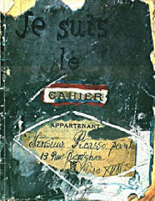 Je Suis Le Cahier: Sketchbooks of Picasso - Picasso, Pablo, and Glimcher, Arnold B. (Volume editor), and Glimcher, Marc (Volume editor)